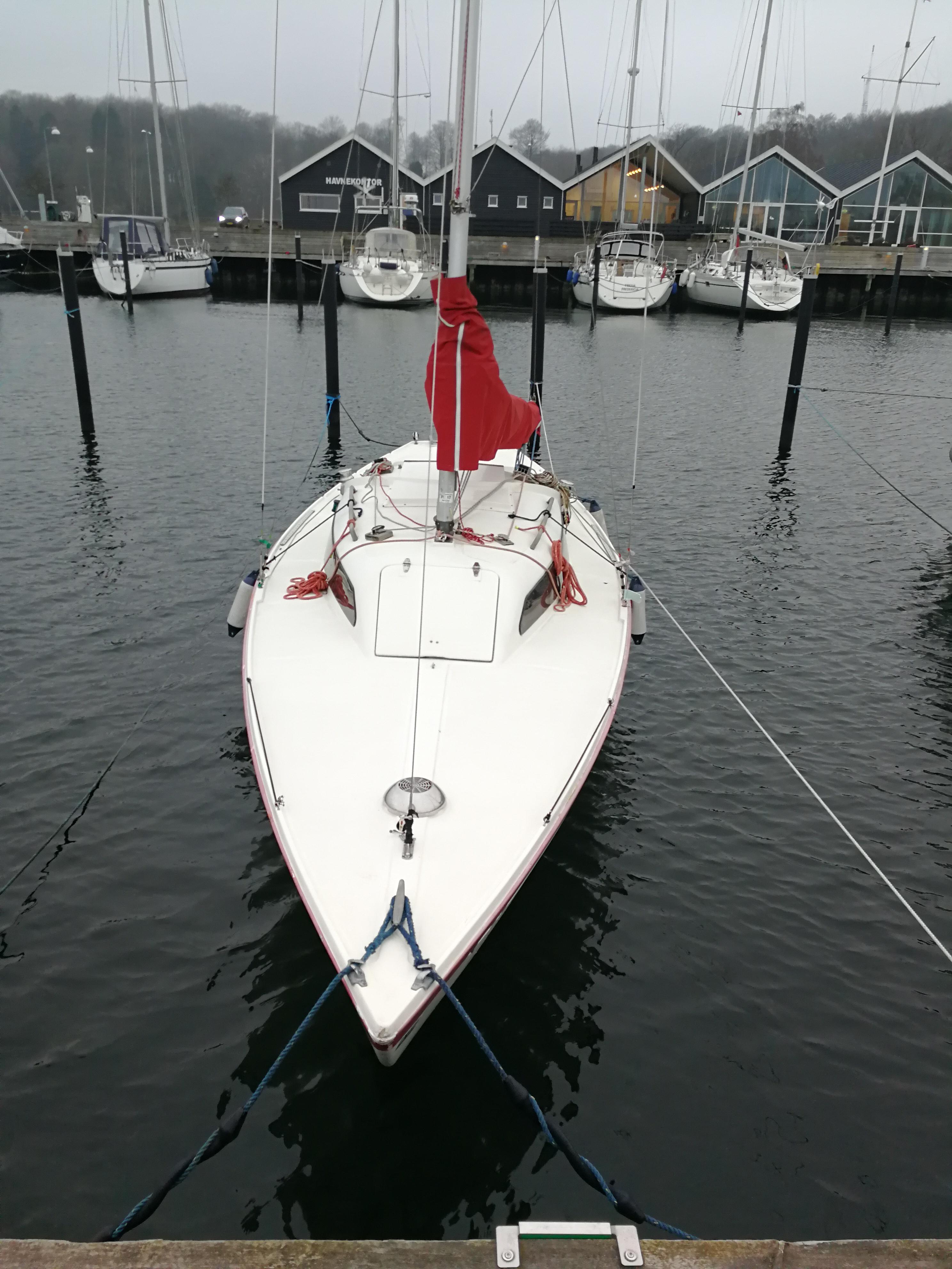 H-Båd sælges for 45.000,-