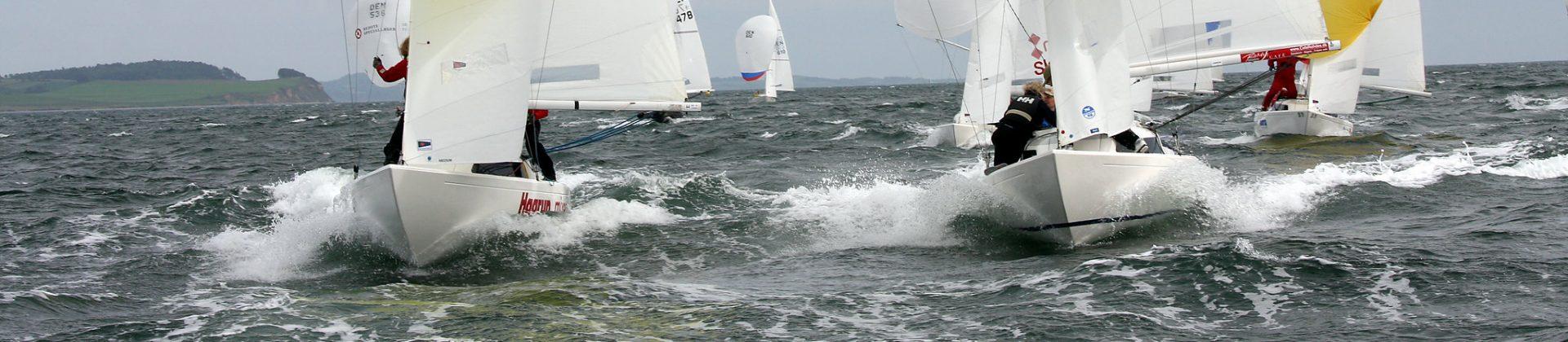 Verdensmesterskaberne for H-både i Lydens By i 2021