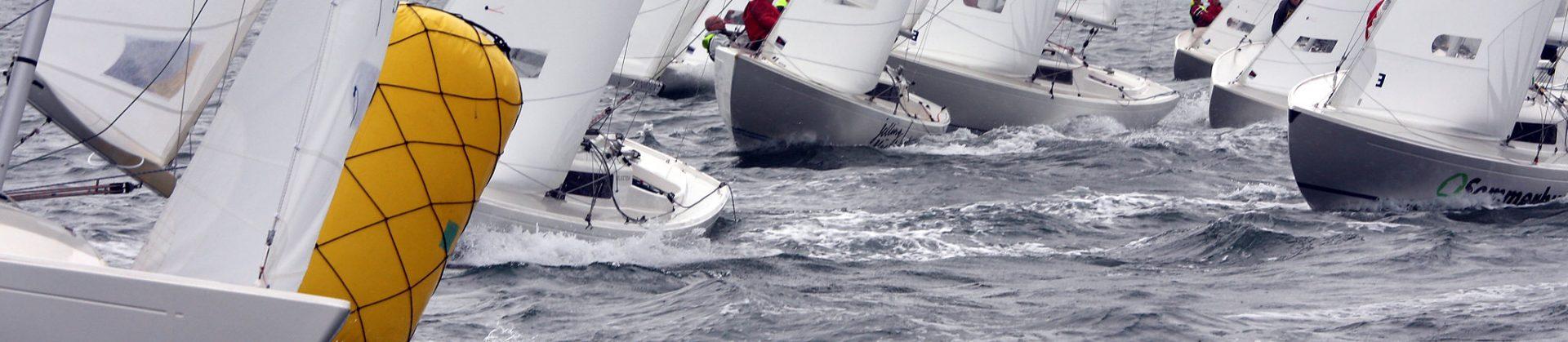 VM i H-båd.  og om 3 vindere uden mast