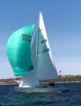 H Båd (Søhesten) Pris 45.000,00