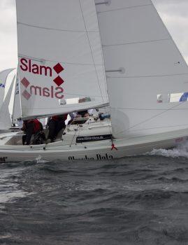 Niende verdensmesterskab til dansk sejl-legende ved VM i Struer