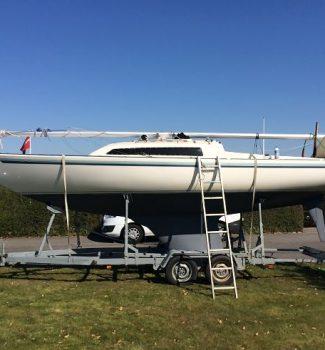 ORION – DEN-330 (ex. Sørøver Sally) sælges