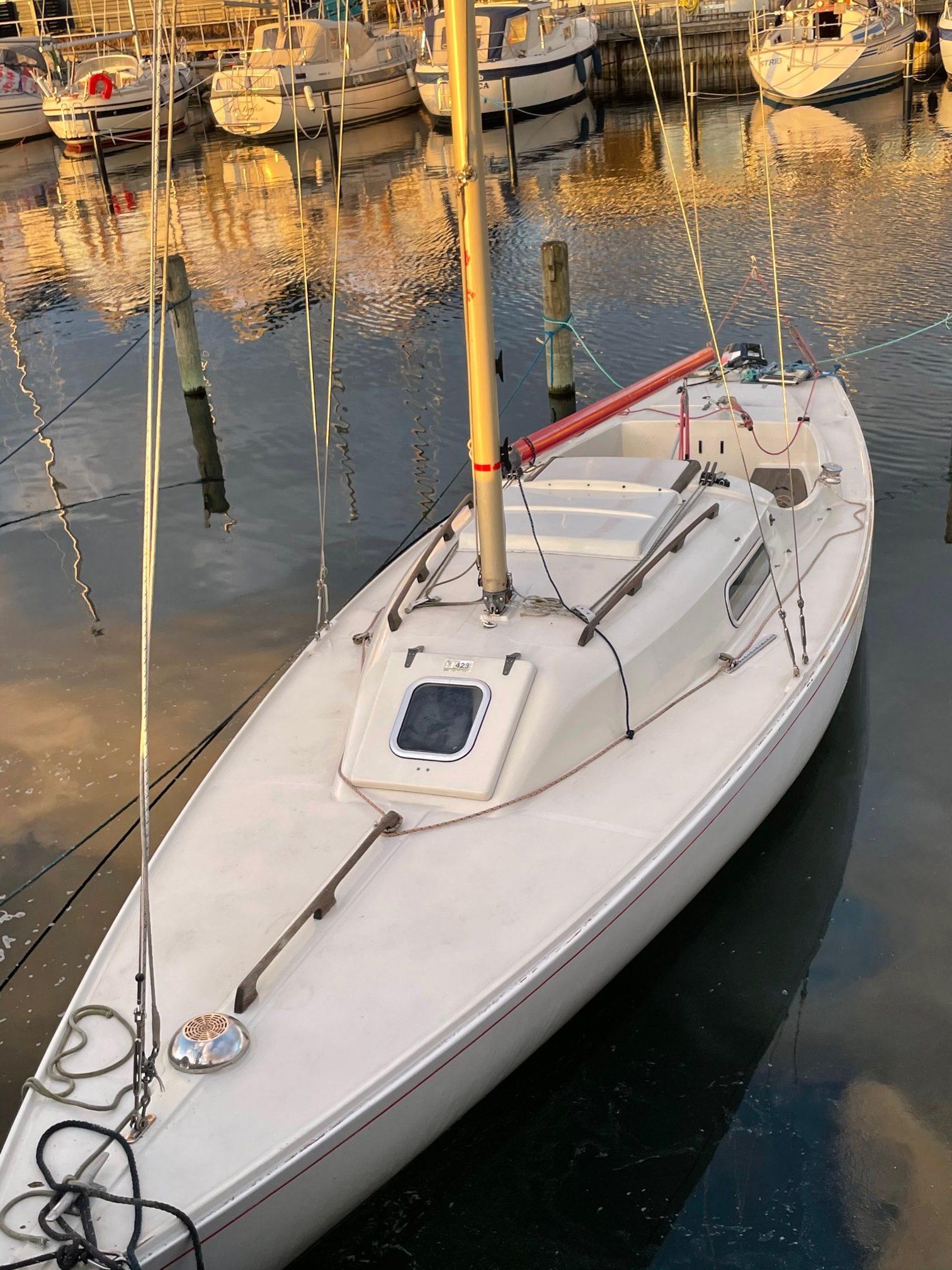 Bud ønskes :) Artekno H-båd – ferieklar